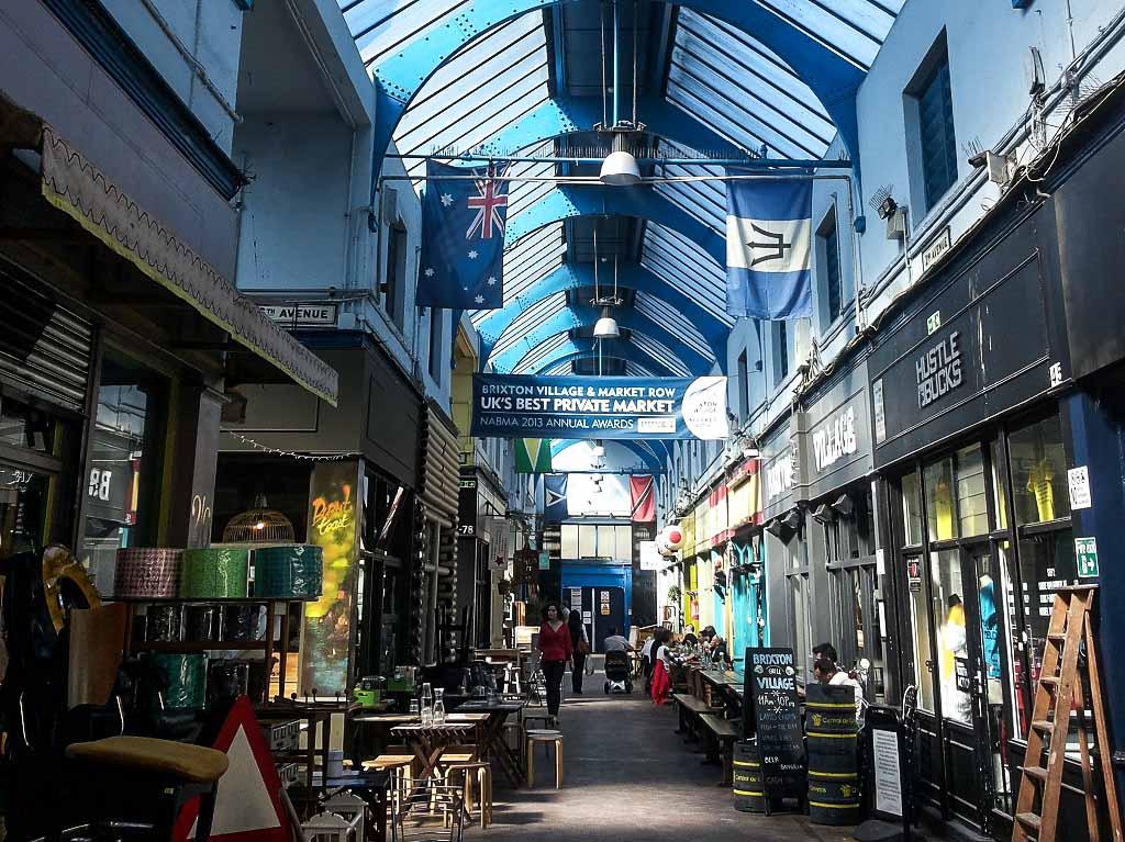 Londra-Arcade-Brixton-Village