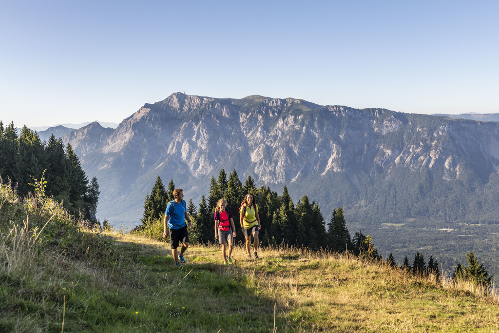 trekking-carinzia-montagna
