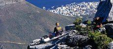 Cape Town perdersi in capo al mondo