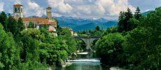 Due cuori a Cividale, città longobarda