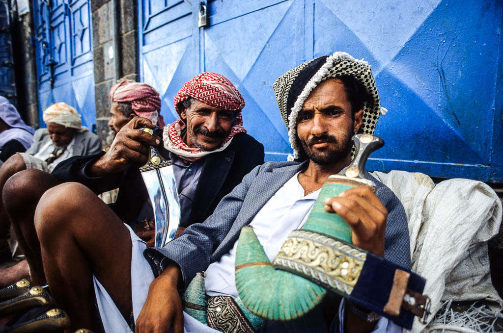 Yemen-Jambiya