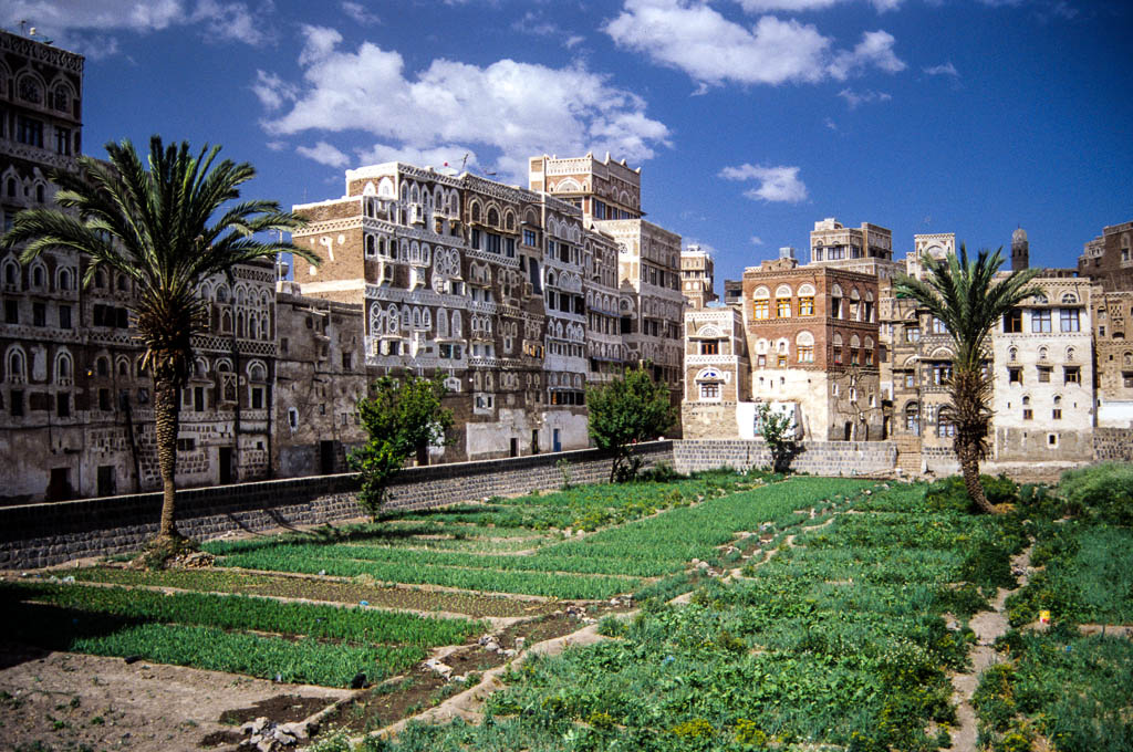 Yemen-Sana'a