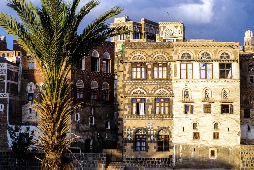 Yemen-Sana'a,
