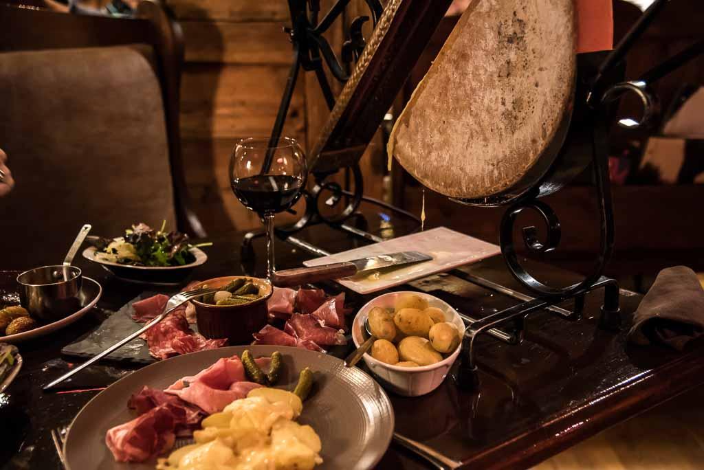 migliori ristoranti Serre Chevalier fonduta accoglienti loup blanc