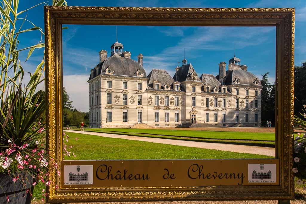Castello-di-Cheverny-valle-Loira