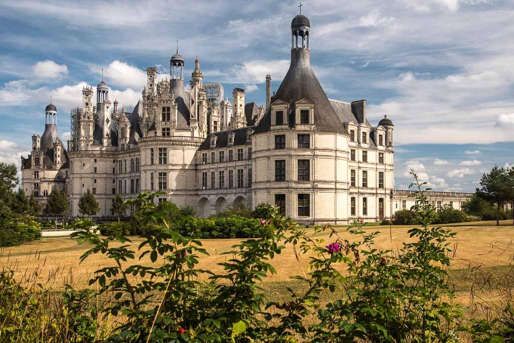 Castello-di-Chambord-valle-Loira