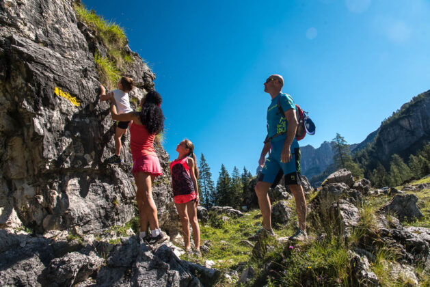 Val di Zoldo-Dolomiti-malga-pramper
