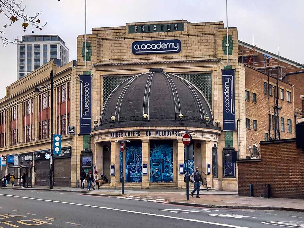 Londra-O2-Academy-Brixton
