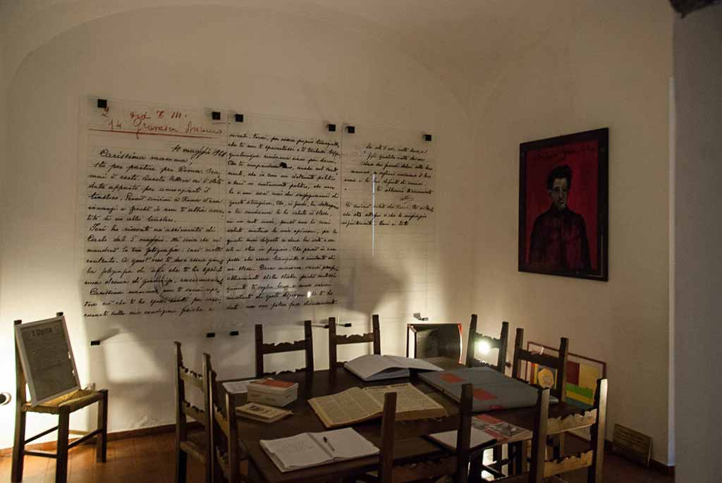 La casa di Antonio Gramsci a Ghilarza