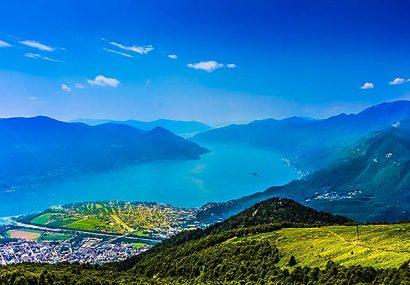 Svizzera, un'estate tutta green