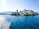 Lago d'Orta. Un'isola, un amore, una corrispondenza