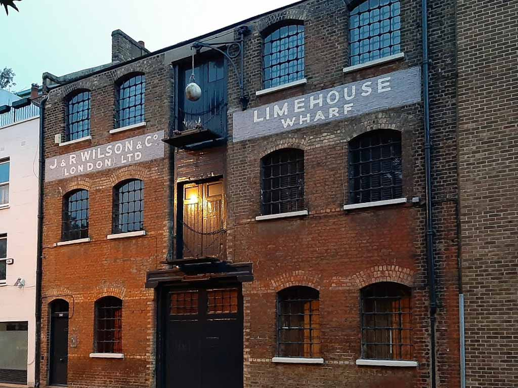 Limehouse-Wharf-Londra