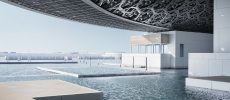 L'11 novembre apre il Louvre Abu Dhabi