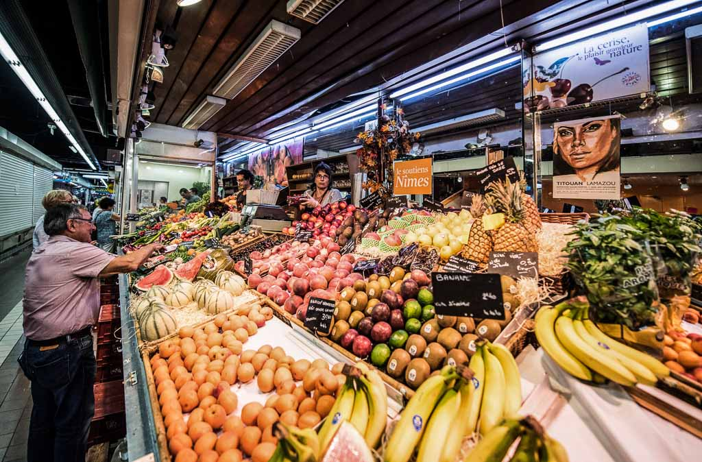 nimes-francia-mercato
