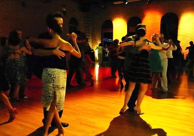 Maratona tango Mondaino