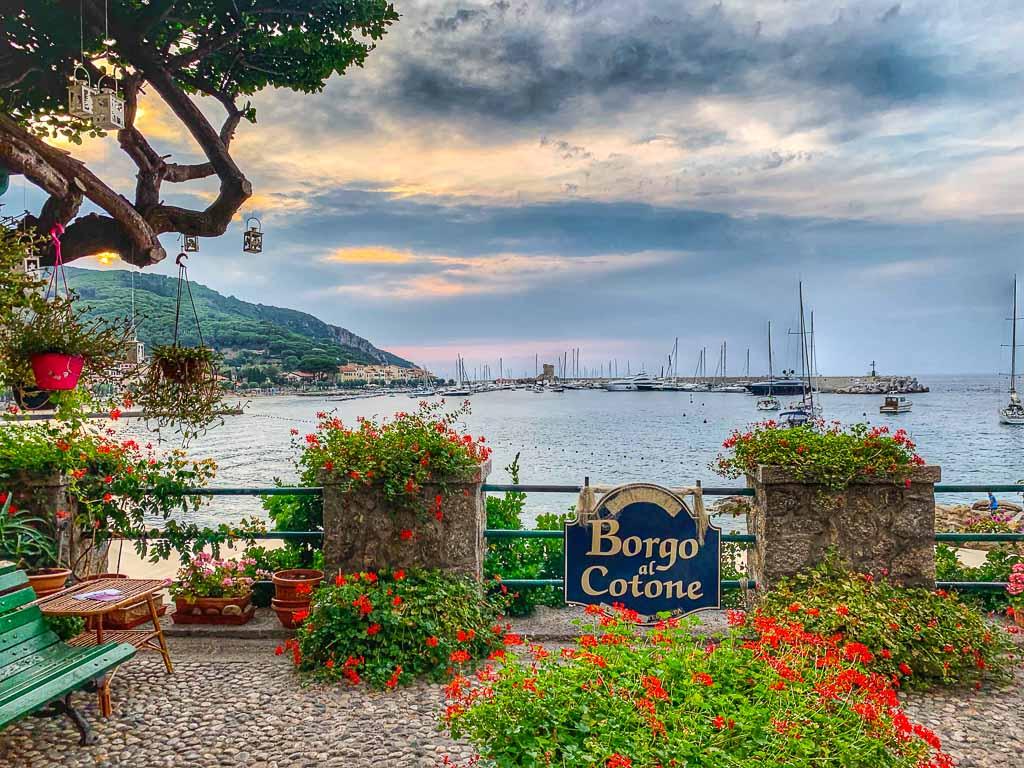 Marciana Marina - Borgo del Cotone_