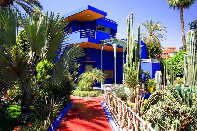 Marrakech_Jardin Majorelle