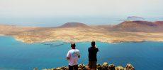 Lanzarote, sulle tracce di Manrique