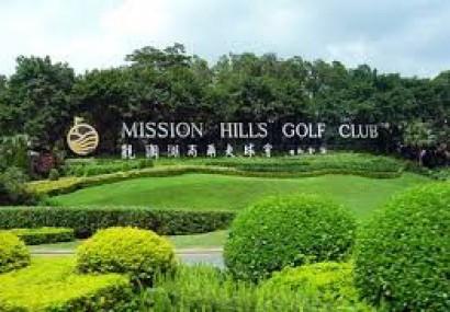 Golf in Cina, un campo difficile che piace