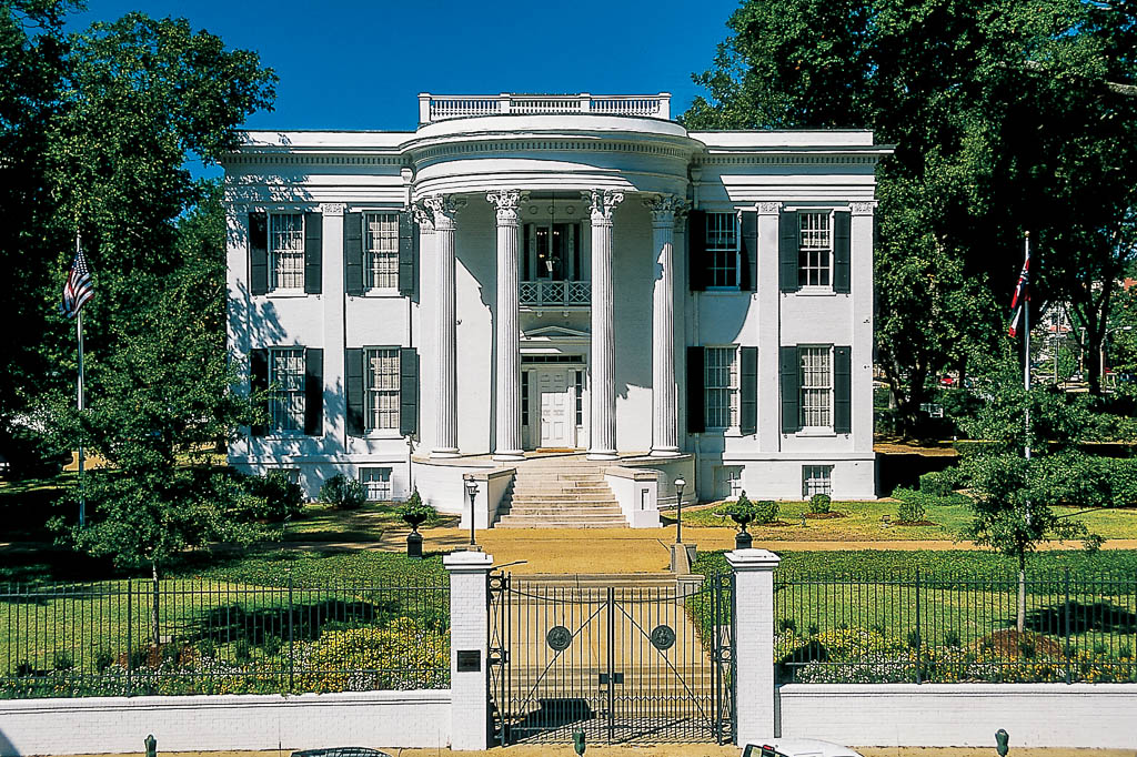 Mississippi-Jackson-Governors-Mansion