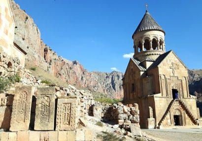 Armenia, panorami e patrimonio