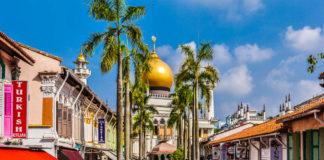 Singapore-Moschea