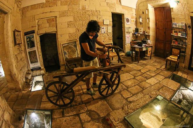 Museo Archeologico Faggiano – Lecce 01