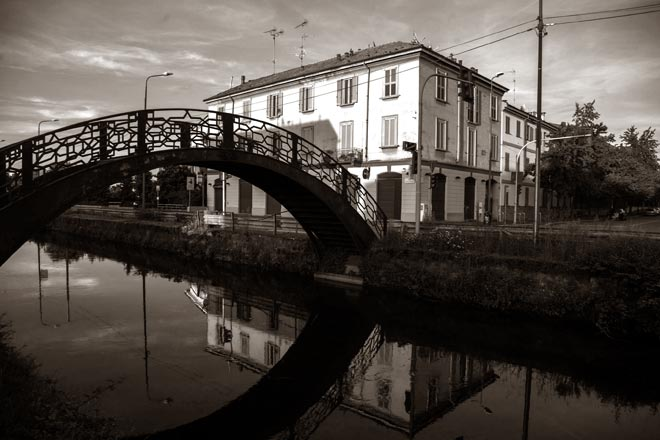 Naviglio pavese a Milano, photo credits Eugenio Bersani