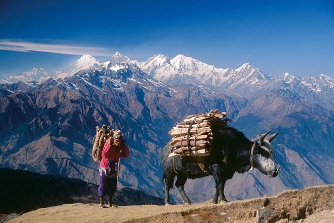 Nepal-Langtang
