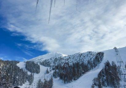 Slovenia, a Krvavec si scia fra paesaggi fatati