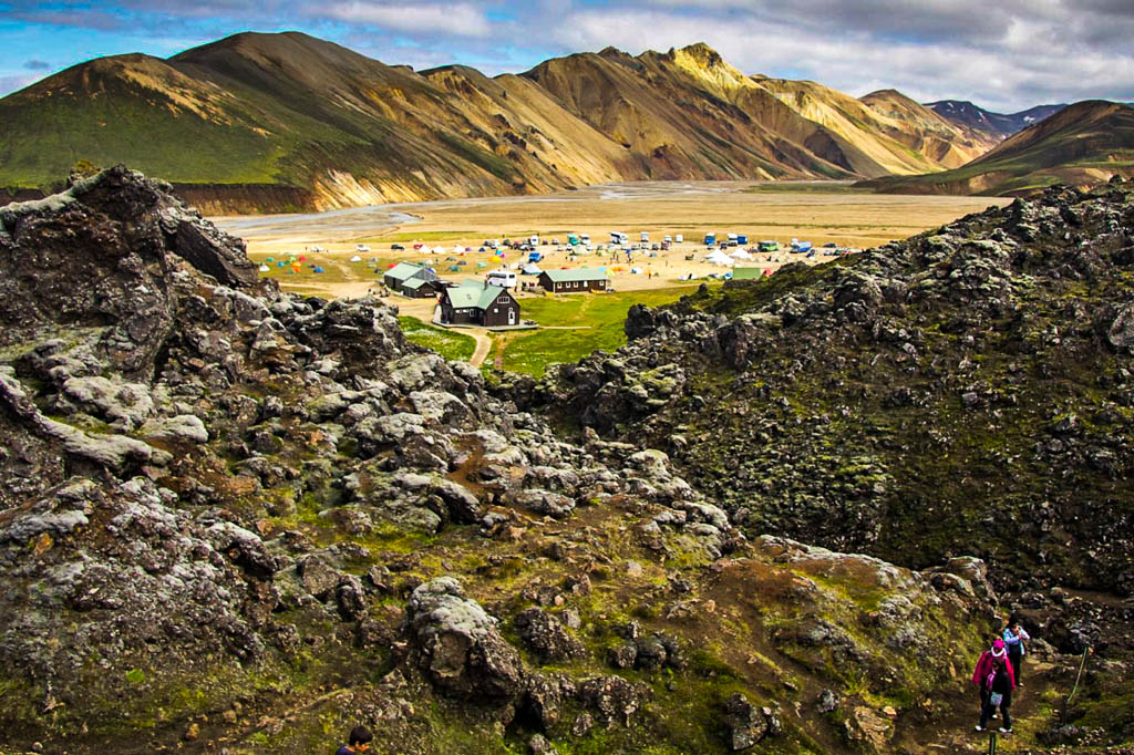 Islanda-Landmannalaugar