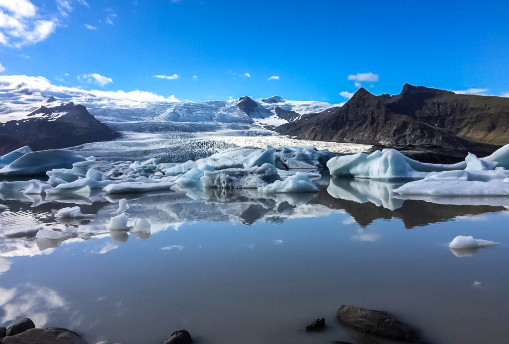 Islanda-Fjallsarlon