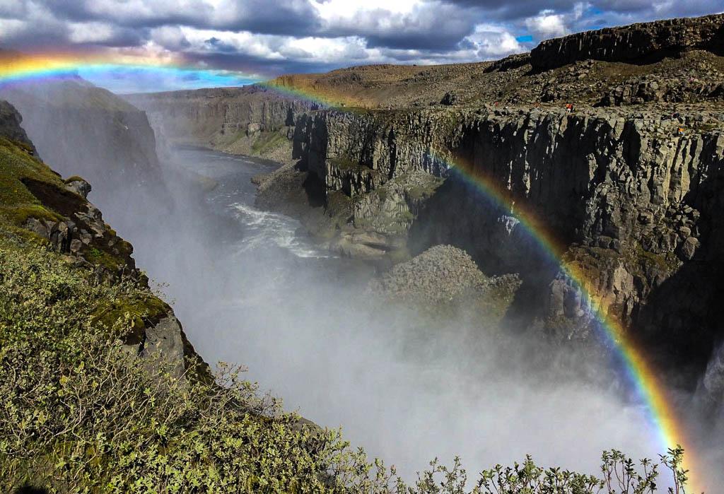 Islanda-Jokulsargljufur