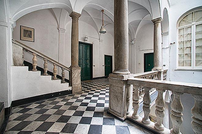 Palazzo De Franchi ©G. Cavalieri