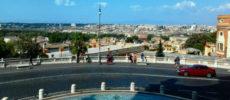 Passeggiata al Gianicolo, dove vedere Roma dall'alto