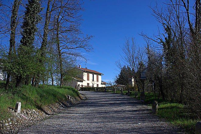 L'ex Dogana vicino Tornavento, minuscola frazione di Lonate Pozzolo