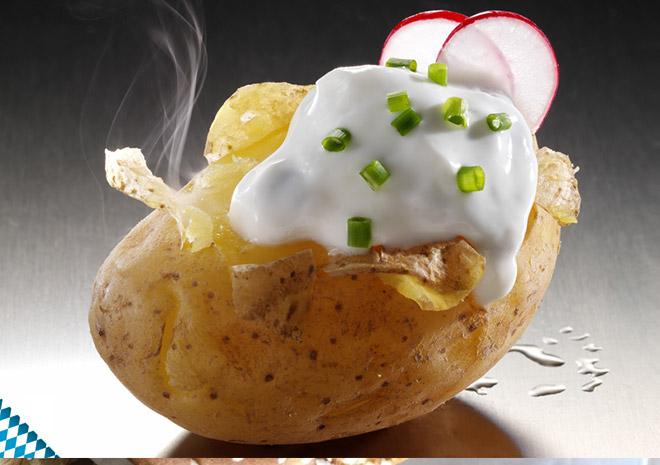 Patata, la regina delle specialità bavaresi