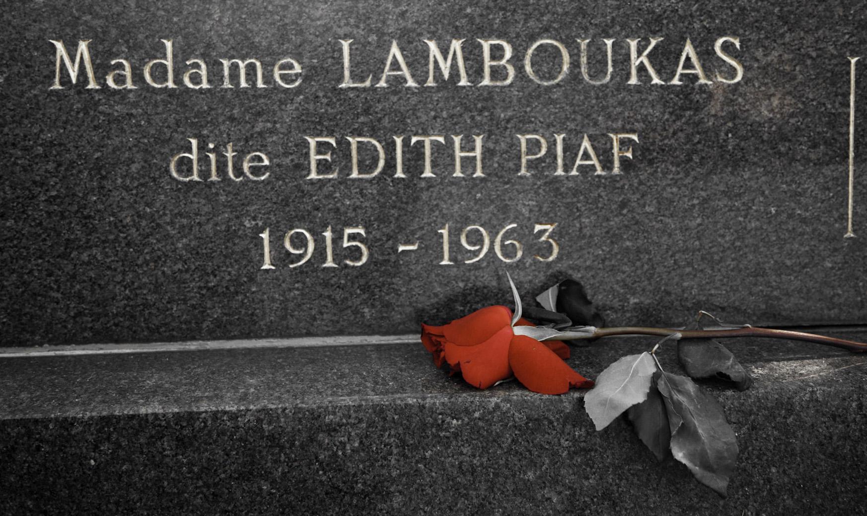 Cimitero di Pere Lachaise Parigi ©photo di Eugenio Bersani Latitudes