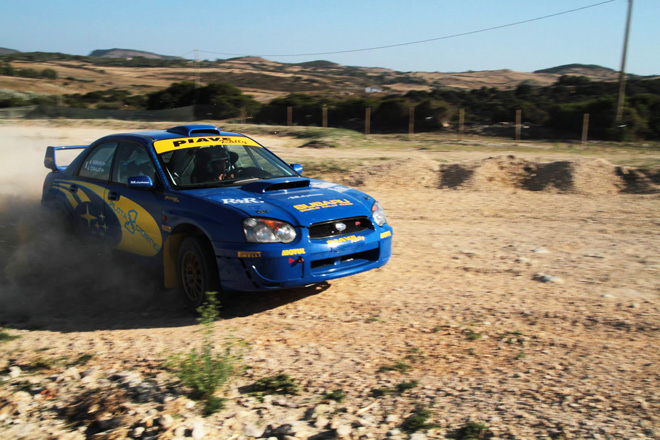 Piave Rally Sardegna