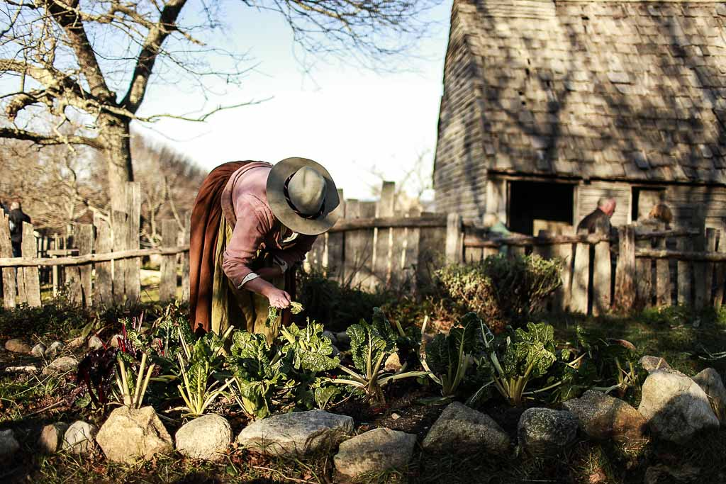 Plimoth Plantation, Massachusetts