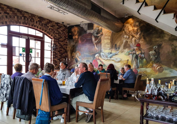 danzica Filharmonia Restaurant