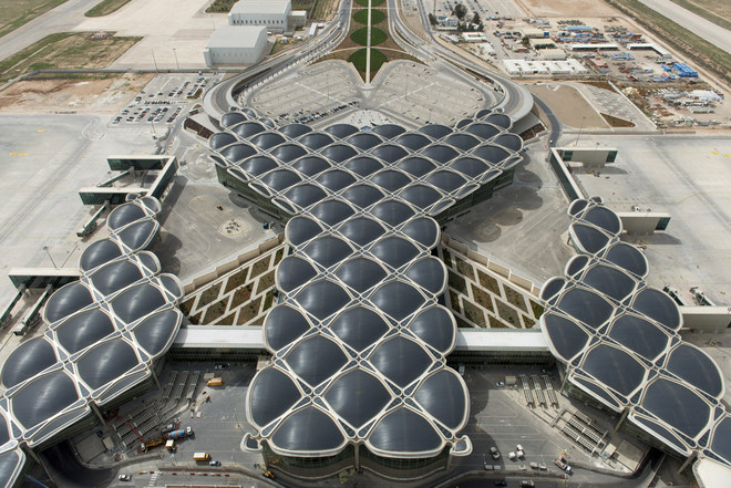 Queen Alia International Airport, Amman