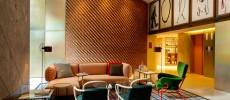 Milano Room Mate Hotel. Stasera a casa di Giulia c'è il design