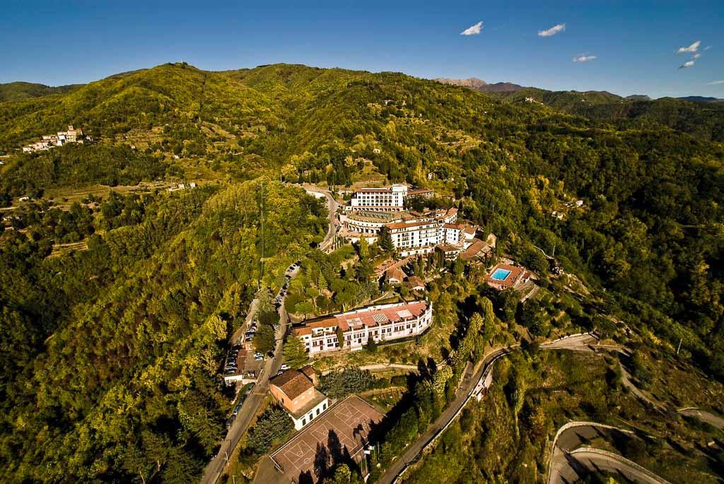 Renaissance Tuscany_panoramica tenuta