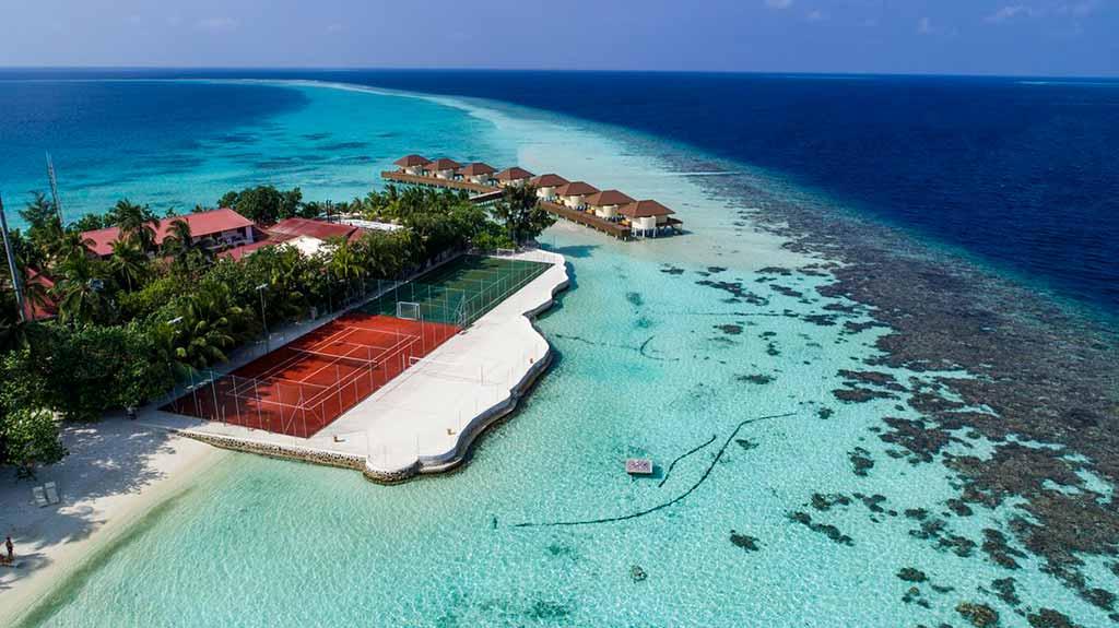 Eden Village Maayafushi Maldive