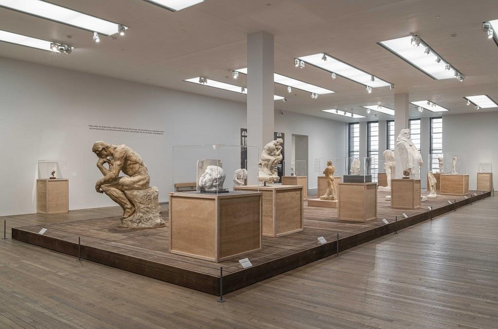 Rodin Press View