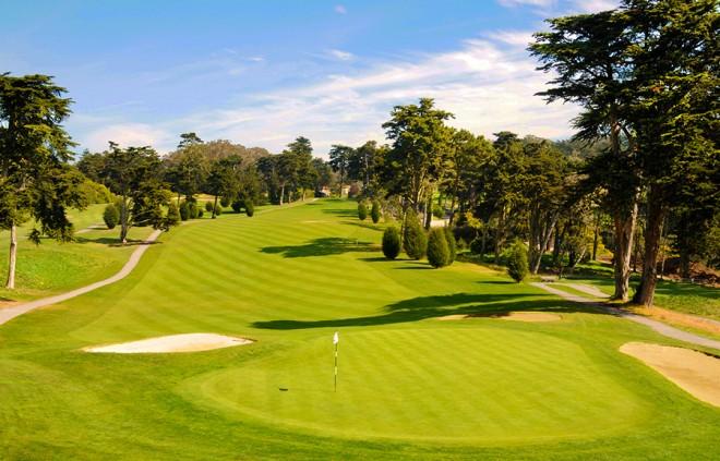 San Francisco_Presidio Golf Course