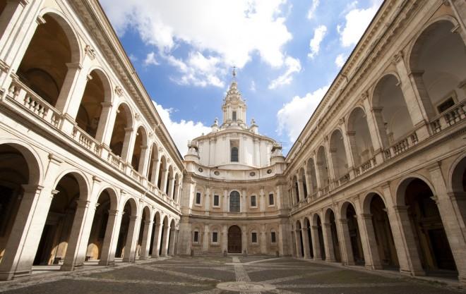 Sant'Ivo alla Sapienza weekend