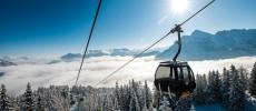 Innsbruck. Neve a primavera