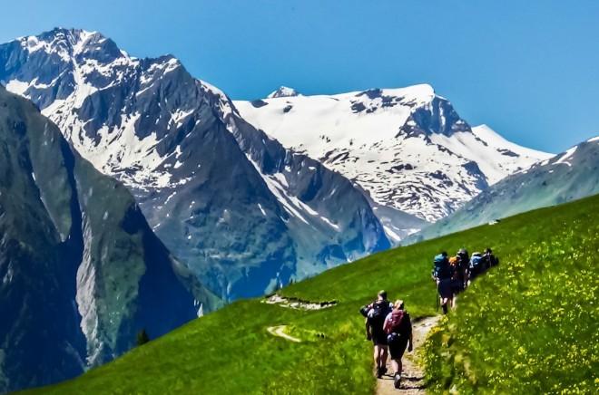 Sentiero delle Aquile Tirolo